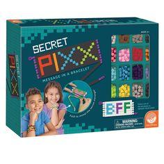 Amazon.com: Secret Pixx Message In A Bracelet: Toys & Games