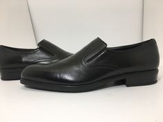 1 x pair shoes(Without Box). pls check the size detail carefully ,when you make the order. Mens Slip On Loafers, Mens Designer Shoes, Loafer Shoes, Chelsea Boots, Black Leather, Size 10, Pairs, Casual, Ebay