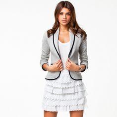 >> Click to Buy << Hot new Spring Autumn 2017 fashion European style fashion leisure wild Slim was thin temperament small suit jacket #Affiliate