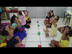Brincadeiras (Turma do Período Integral) - YouTube Preschool Movement Activities, Activity Games For Kids, Classroom Activities, Preschool Activities, Music For Kids, Yoga For Kids, Adapted Physical Education, Kids Obstacle Course, Team Building Games