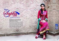 Sapna Sitara Lawn Collection 2012 2nd Edition for women.