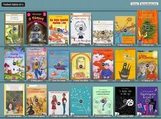 Online παιδικά βιβλία για παιδιά (6+) δημοτικού (και με αφήγηση) Baseball Cards, Education, Reading, School, Books, Distance, Greek, Libros, Book