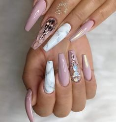 How To Make 3d Nail Art 3d Nail Designs With Best Tutorial Cute Acrylic Nail Designs Coffin Nails Designs Bridal Nails