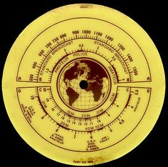 1920 S Zenith Radio Dial Zenith 9 S 30 Dial Views Cool