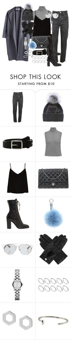 """""""The greatest gifts"""" by marissa-91 ❤ liked on Polyvore featuring Vetements, rag & bone, Autumn Cashmere, Raey, Chanel, Sergio Rossi, Fendi, Christian Dior, Dents and Marc by Marc Jacobs"""