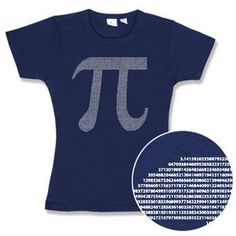 Here at ThinkGeek we can think of nothing greater than throwing a little bit of Pi in your face.  It's just the thing to do. Especially when we are throwing a version of Pi that was constructed using over four thousand digits of  Pi itself! Oh the irony.