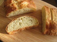 No Knead Crusty Italian Bread | Meatland