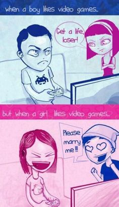 Haha...kinda true... I have an Angry Birds shirt too.......