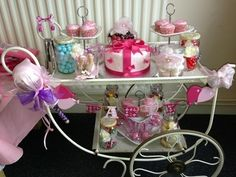 Sweet carts & Cake stands: For Hire - The Reilly Enterprise