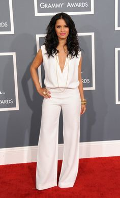 Have always wanted a white pant suit....this will be one of the