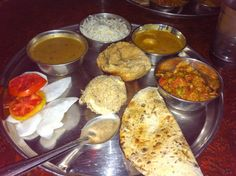 Tikka masala zoals in India