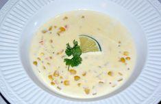 Kremet Maissuppe