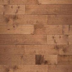 CAFE AU LAIT HARD MAPLE by Lauzon #Solid Floorings   GEW #Hardwood #Flooring Inc. 愛家地板