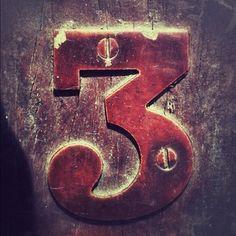 2 is company...3's a charm...