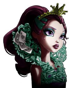 ever after high way too wonderland raven queen - - Yahoo Image Search Results