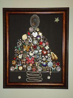 ❤ =^..^= ❤   KASBN: Jewelry Christmas Tree