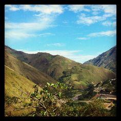 Vía Bogotá - Villavicencio!