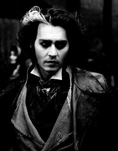 Sweeney Todd. Dark, certainly. But the music is fantastic.