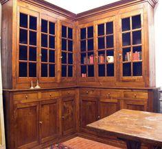 ANTICHE LIBRERIE - SIMONE MARRO: boiseries e librerie antiche a Cuneo, Torino, Piemonte, Italia