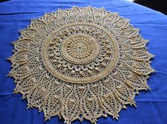 Momentous Occasion Doily    From craftsy.com