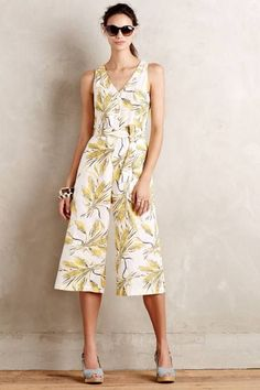 Forage Jumpsuit by Elevenses