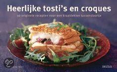 Heerlijke tosti's en croques - Catherine Méry - ISBN 9789044722635. 30 originele recepten voor een kraaklekker tussendoortje. GRATIS VERZENDING IN BELGIË - BESTELLEN BIJ TOPBOOKS VIA BOL COM OF VERDER LEZEN? DUBBELKLIK OP BOVENSTAANDE FOTO!