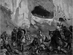 Comentario de Texto sobre la Batalla de Covadonga, según la Crónica de Alfonso III