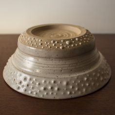 Sea Urchin inspired Stoneware Ceramic vessel - Lewis Ryan