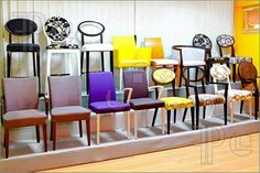 chairs display - Google Search