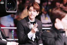 141203 Baekhyun | MNET Asian Music Awards in Hong Kong