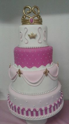 Princesas pink