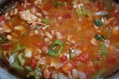 When a Texan puts on a Pot of Beans, we all know what that means! These Pintos are straight from Texas with a little TexMex mixed into them! http://www.texansunited.com/blog/lets-put-on-a-pot-of-beans/