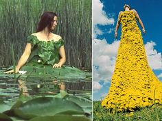 images of  fashion in eco friendly elements | ... eco friendly fashion - Promoting Eco Friendly Lifestyle to Save