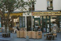 Shakespeare & Company.