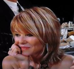 kate capshaw hairstyle - Google Search