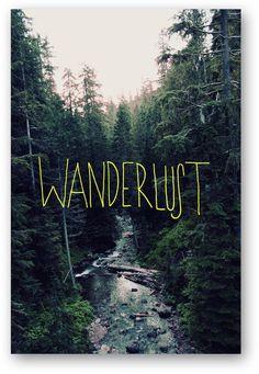 Wanderlust x Rainier Creek
