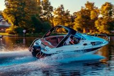 MOTORBOOTE: AQUALINE 690 TOP MODELL 2017