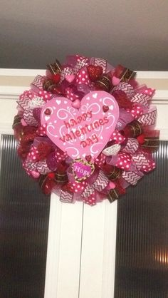 Happy valentines day created and designed by Ronda Cromeens. XL 60$ very detailed with leopard print