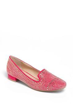 Studded slipper. So fun!