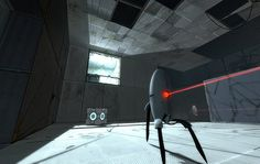 Unfinished Business: Portal • Portal is one of those games you've heard about, or at least you've heard references to. The cake… is it a lie? If you haven't played it yet, you should. I promise that you won't be disappointed.