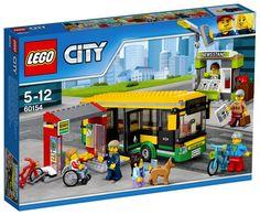 LEGO City 60154 Bus Station Juin 2017