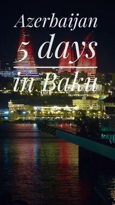 Things to do in Baku, Azerbaijan. A road trip to Baku, capital city, core of the dictatorship, temple of the oligarchs. After bicycle touring Azerbaijan we came here to get the Uzbekistan visa.   #roadtrip #bicycletouring #bicycletravel #worldbybike #cycling #cicloturismo #bikepacking #slowtravel #offthebeatenpath #travel #baku #azerbaijan #caucasus #politics