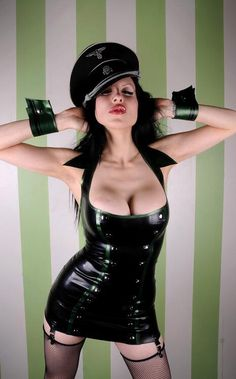 Are absolutely Tgp gallery post redhead latex fishnet question