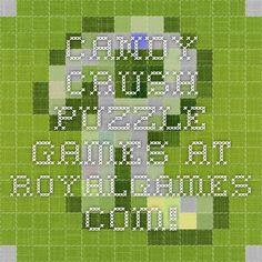 Candy Crush - Puzzle games at Royalgames.com!