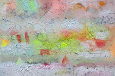 Biota (6), acrylic on canvas, 24x36, 2014 www.duanecregger.com