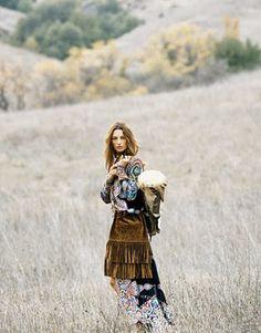 LISA BYRD THOMAS - Hip Fashion Stylist: Hippie Style Inspiration Photos