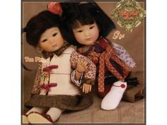Poupée Gigi - Ten Ping and Friend - Ruby Red