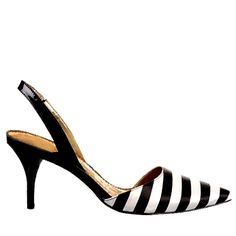 Black and White shoes. Sam Edelman - #114180285 - $140.00. I recently found a pair of these Edelman beauties  on ebay for sixty bucks!