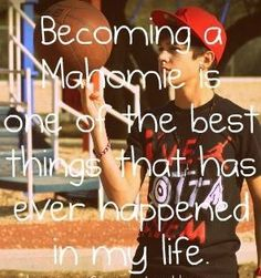 Seriously my life would be boring if I was not a Mahomie. Austin Mahone really has changed my life
