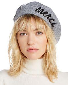 6dfcbfcc August Hat Company MERCI BERET. #augusthatcompany # Fashion Sites, Beret,  Winter Hats